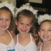 Lititz Academy dance friends at recital